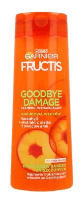 szampon do włosów garnier fructis
