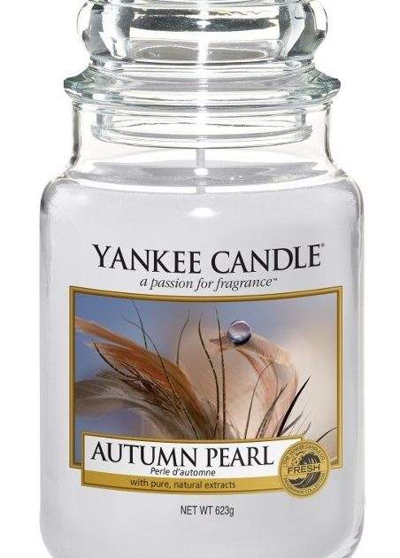 pomysł na prezent - świeca zapachowa